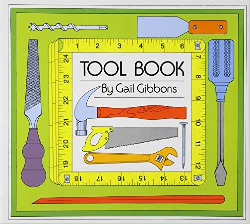 Tool Book by Gail Gibbons