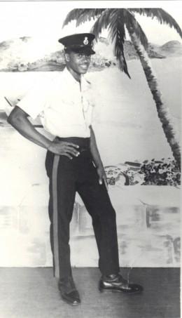 Young manatita