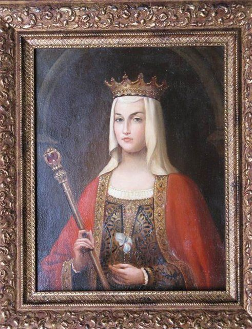 French Queen, Anne of Kiev