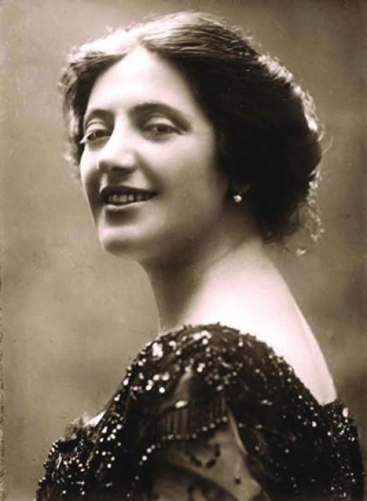 Salomiya Krushelnytska
