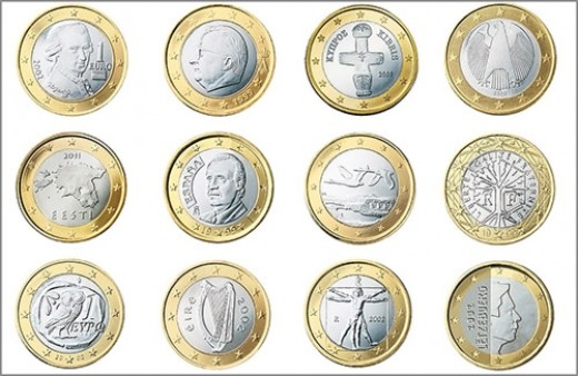 Having a bunch of I Euro coins with you would seldom go wrong.