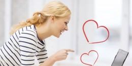 People often use online communication platforms to build serious and long-lasting relationships