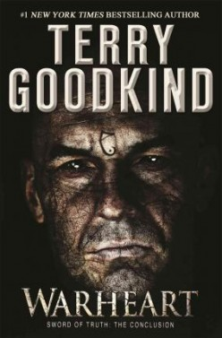 Book Review: Warheart by Terry Goodkind