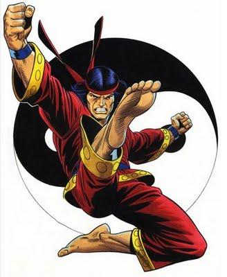 Shang-Chi, The Master of Kung Fu
