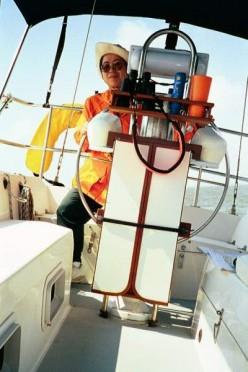 Bringing in a Disabled Sailboat