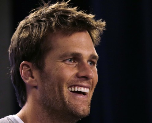 Brady gets a laugh from watching someone of average lifestyle having to buy groceries or some meager task