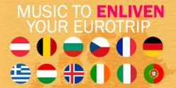 Music To Enliven Your Eurotrip