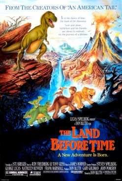 Film Review: The Land Before Time