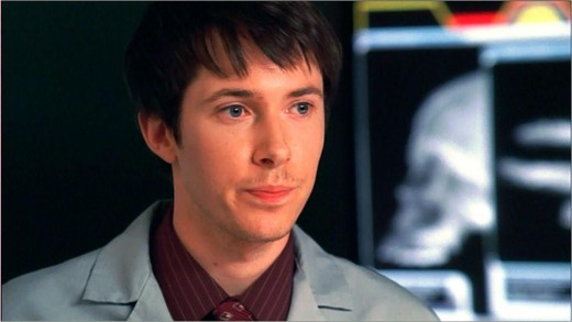 Ryan Cartwright from Alphas
