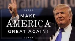 Billionaire Donald Trump's amazing run for President