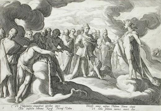 By Hendrik Goltzius (1558-1617) Public Domain