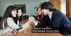 Mastering Negotiation Skills the Ivanka Trump Way