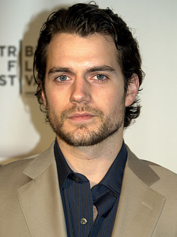 Henry Cavill - credentials - played Superman