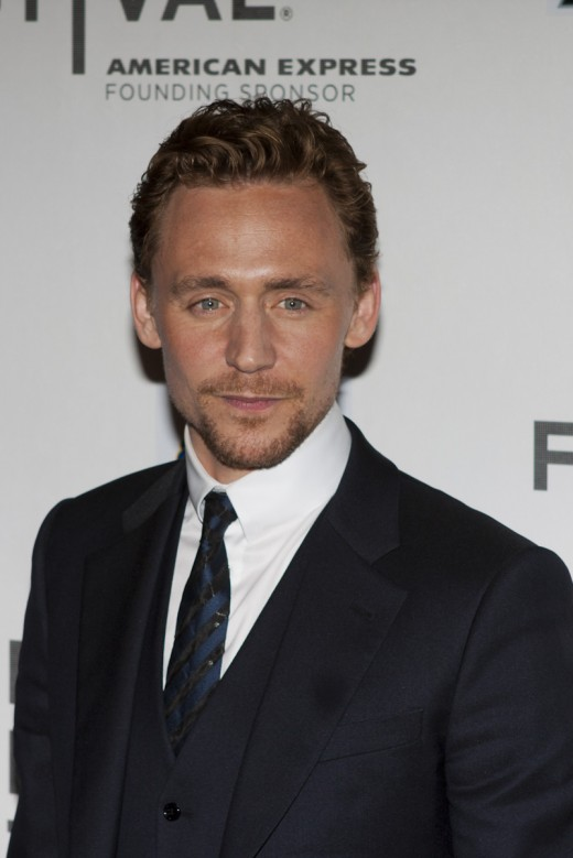 Tom Hiddleston - credentials - played Loki