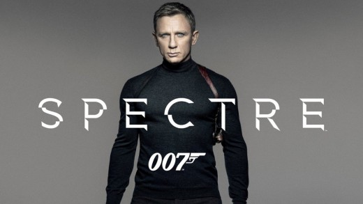Best and Greatest Action Movies 2015 - Image - Spectre Film Poster - The No.1 Action Movie for 2015
