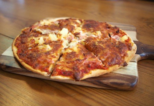 Mmmm! Pizza