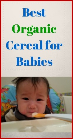 Rice Cereal Facts/Best Organic Rice Cereal for Babies