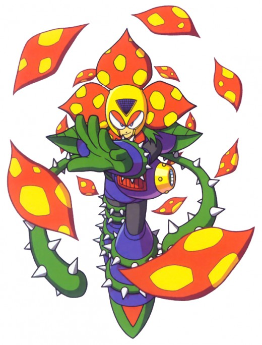 Plant Man represents the country of Brazil.