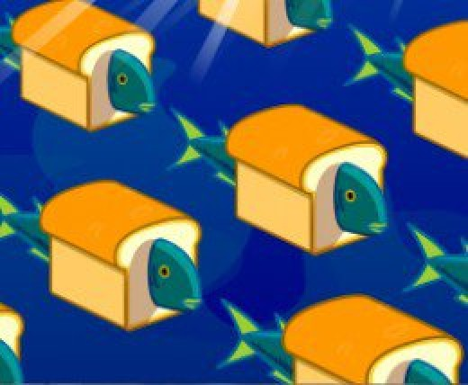 Marvelous Breadfish