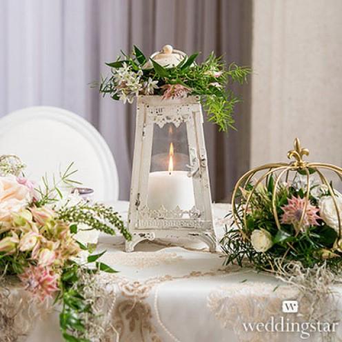 White Lantern from Wedding Star