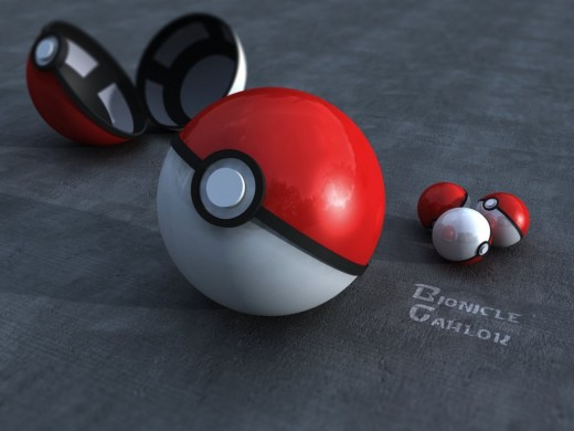 Poke Ball Replica
