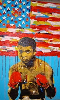 My Tribute To Muhammad Ali- Narrative poetry included