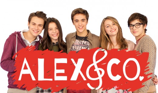 Alex & Co. is an Italian TV series featuring a group of guys interested in music, but attending a school which prevents any form of art. These guys are going to exercise together and show their talent, just like it happens in Glee!