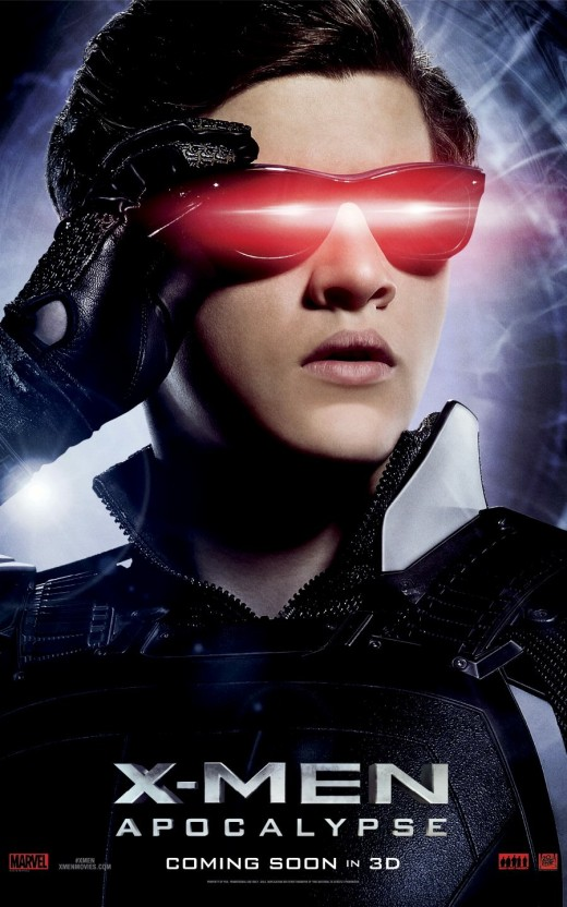Tye Sheridan plays an excellent Scott Summers, whose origin story is finally done right. We finally care about Cyclops.