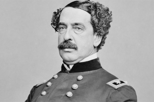Abner Doubleday is credited for creating baseball in 1839 in  Cooperstown, N.Y.