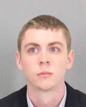 Brock Turner, the picture of potential...