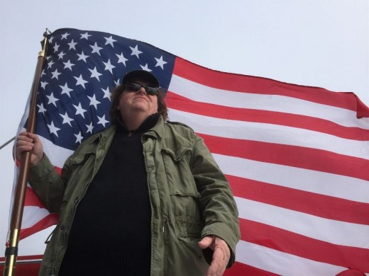American film director, Micheal Moore, from his latest movie Where to Invade Next.  Founding solutions for our National political errors.