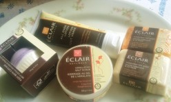 Review of Éclair Naturals, a luxurious body care line