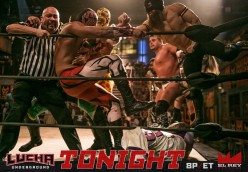 Lucha Underground Review: The Red Eye to Nunchuck City