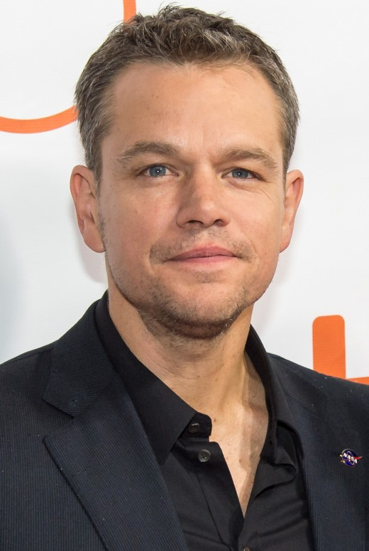 Matt Damon looking in good shape for his reprisal of the Bourne character in the new 2016 Jason Bourne movie