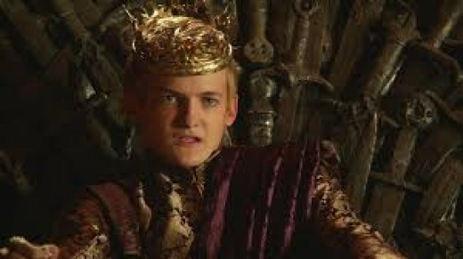 Jack Gleeson as Joffrey Baratheon in Game of Thrones