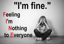 The Struggle of Depression