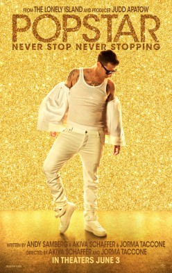 Popstar - Never Stop Never Stopping: Movie Review