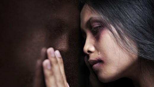 Women  in family trigger the violence against women