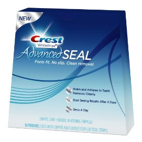 Crest Whitestrips Advance Seal