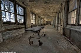 The dark sinister history of many haunted buildings and houses including old mental asylums and prisons can make for a hair raising tour.