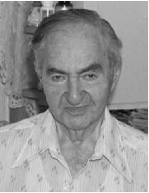 Louis Cohen. July 28, 1923 - April 4, 2011