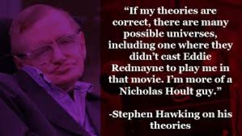 "Stephen Hawking is famous for many things but ""Hawking Radiation"" and the ""Penrose-Hawking Theorems"" are his most known works to date."