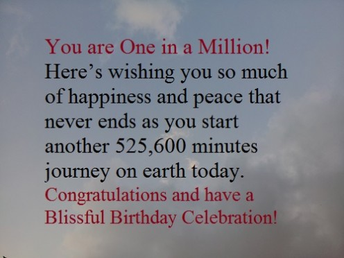 Heart Touching Happy Birthday Wishes for a Lover – Sample Happy Birthday Email
