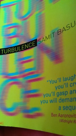 Book Review Turbulence