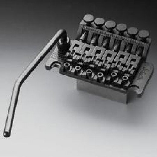 A Schaller version of the Floyd rose.