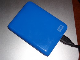 Western Digital My Passport External Drive