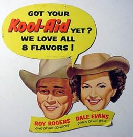 Super-famous celebrities endorsed Kool- Aid Man