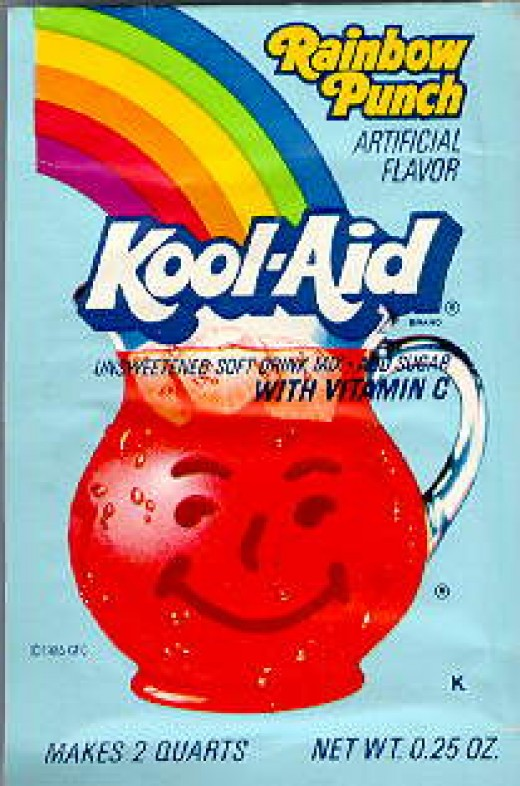 Kool-Aid Man changing with the times
