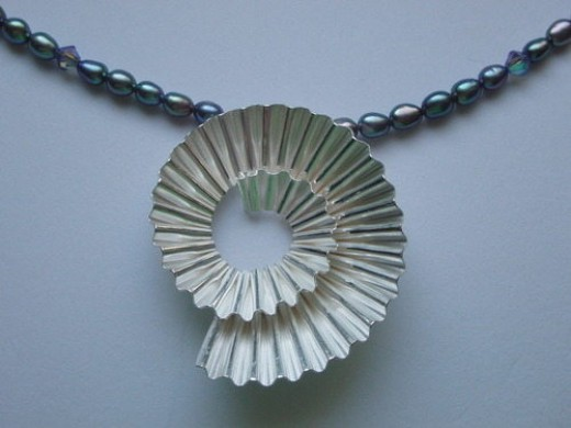 Necklace by Suzie Horan
