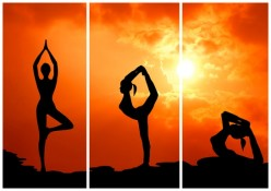 Yoga For Beginners: Sun Salutation